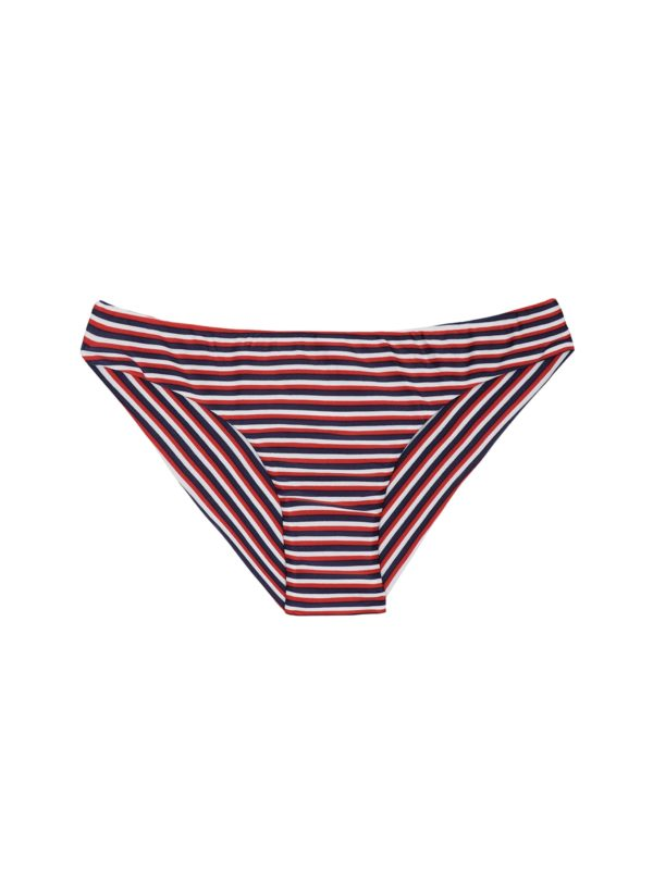 Gestreiftes sportliches Bikiniunterteil - Calcinha Pernambuco Sporty