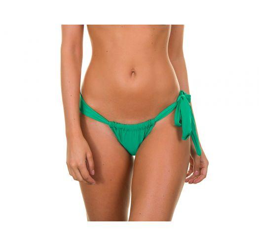 Brasilien Slip grün - Peterpan Lace
