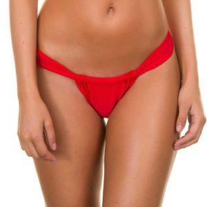 Brasilien Slip rot, verstellbar - Red Sumo
