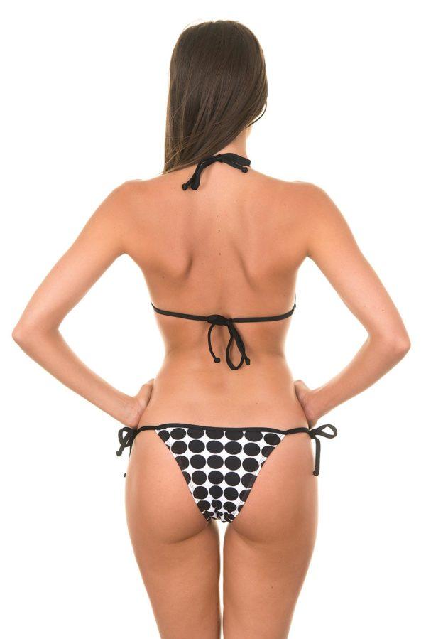 Bikini Bolinhas Preto