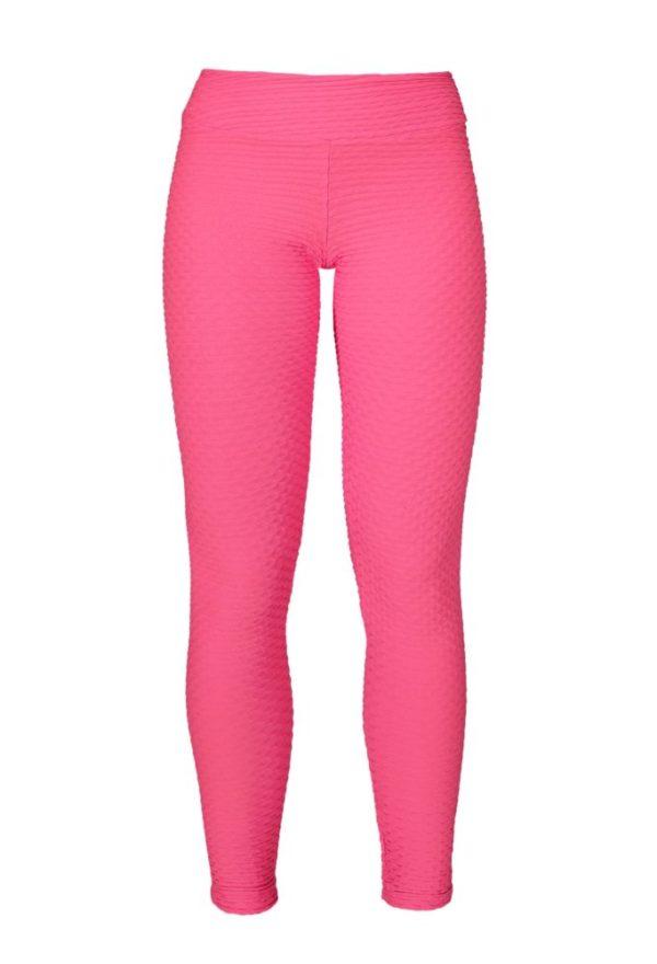 Strand-Leggings rosa - Leg Kraft Euforia