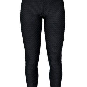 Fitness Leggings aus Wabengewebe - Leg Kraft Preto