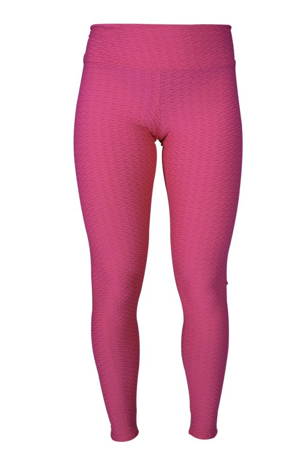 Strand-Leggings - Leg Twist Amaranto