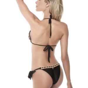 Schwarzer Triangel Bikini DESPI