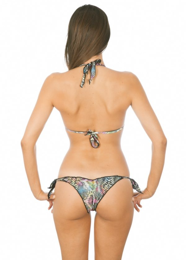Micro Bikini Despi Schlangenmotiv