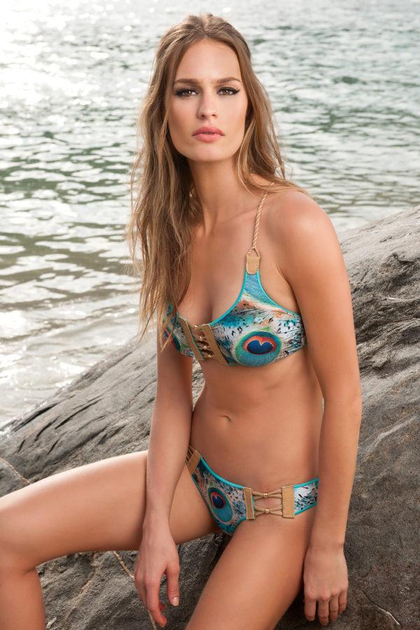 Brasil Bustier Bikini - Despi