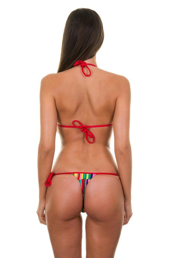 String Bikini Aguapei