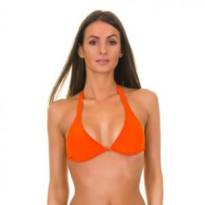 Bikini Triangel Oberteil orange - King Cortinao