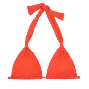 Rotes Brasil Bikini Triangle Oberteil - Rio de Sol