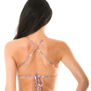 Bikini Sport Oberteil mit gekreuzten Trägern - Rio de Sol