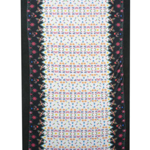 Velours-farbenfrohes Wende Strandtuch - Magic Carpet Floral