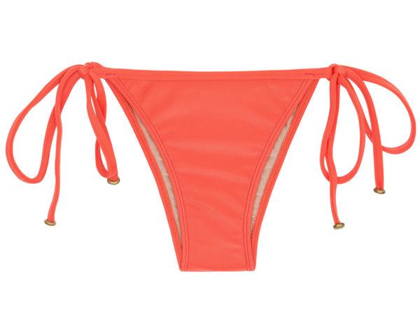 Lachsfarbener sexy Bikinislip - Rio de Sol