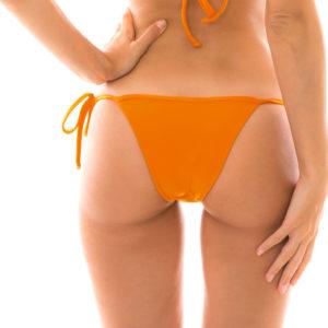 Brasil Bikinihöschen orange mit Accessoires - Rio de Sol