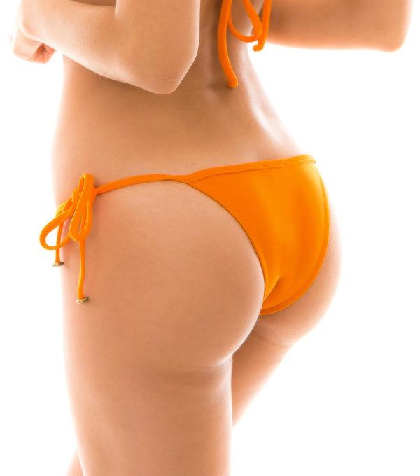Oranges brasil sexy Bikinihöschen mit Accessoires