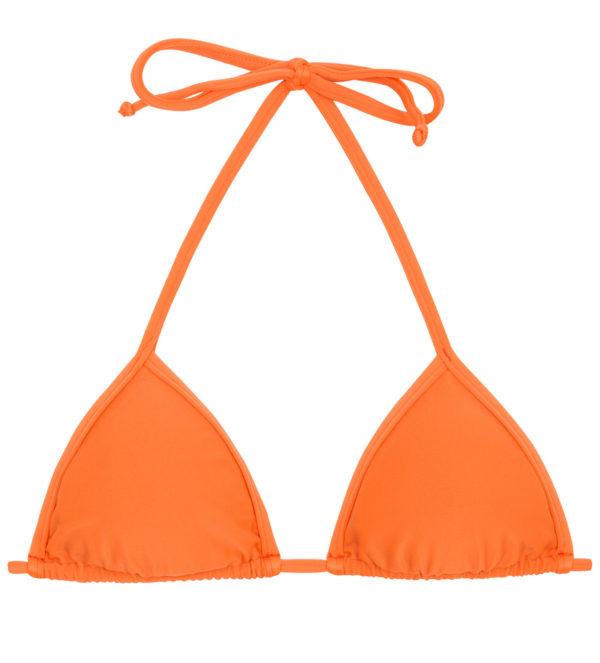 Oranges Triangle-Top verschiebbar - Rio de Sol