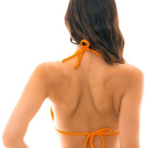Orangefarbenes Triangle-Top verschiebbar - Rio de Sol