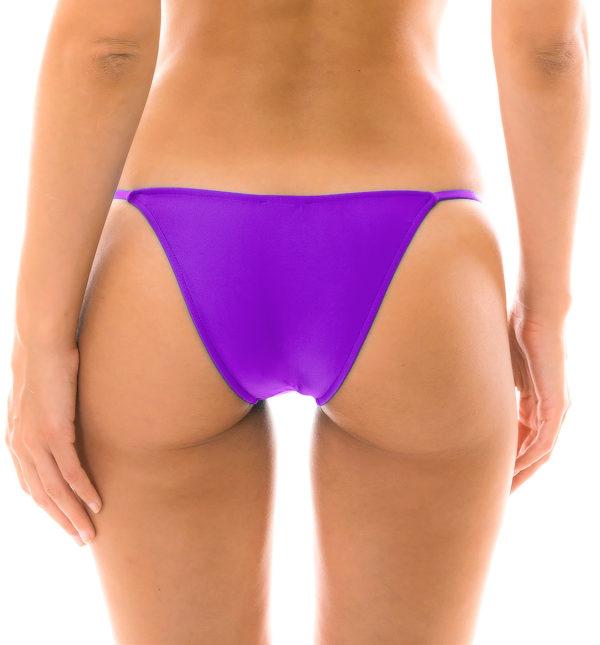Brasil Badetanga Lila verstellbar - Bikini Trend 2019