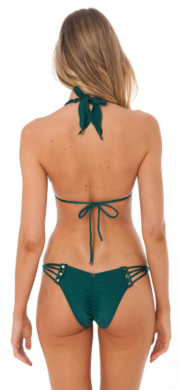 Grüner sexy Bikini DESPI - Amazon