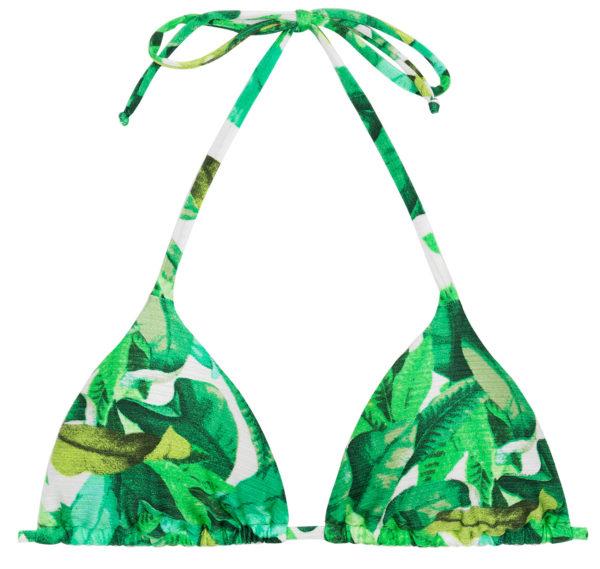Grünes Triangle Bikinioberteil - Rio de Sol