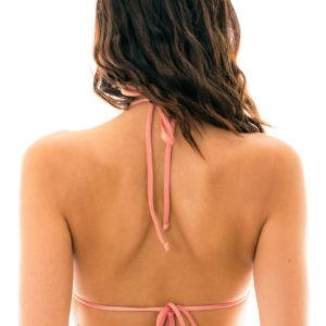 Sexy Triangle Top pfirsisch-rosa von Rio de Sol