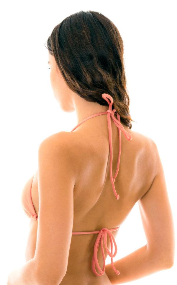 Triangle Top pfirsisch-rosa - Sexy Bikini