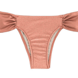 Fixiertes Bikiniunterteil pink - Rio de Sol