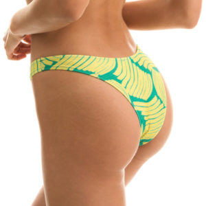 Brasil High Leg Bikinihose - Rio de Sol