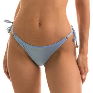 Denimblaue Scrunch Bikinihose Rio de Sol