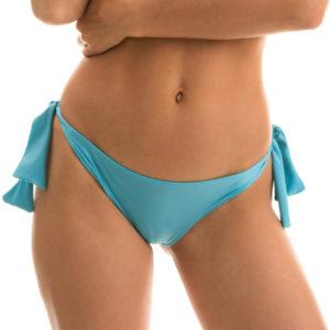 Scrunch Bikinihose himmelblau - Rio de Sol