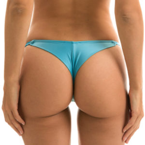 Himmelblauer Sexy Micro Bikinistring